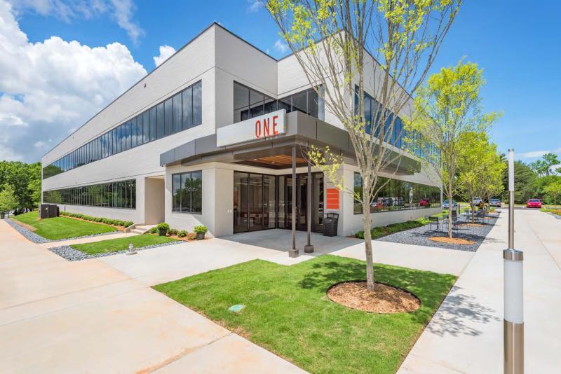 Harbinger Office Complex Greenville