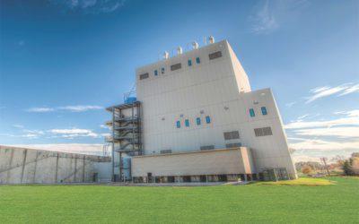JN Fibers Plant Expansion