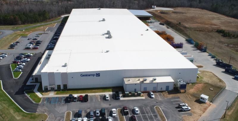 Gestamp South Carolina-Union 2
