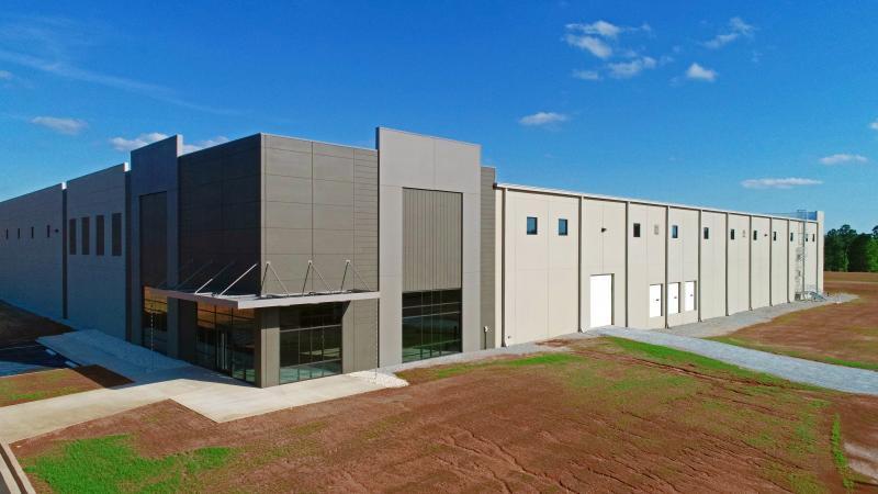 MDT - Newberry Speculative Building