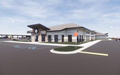 Orangeburg Department of Utilities Operations Center (Under Construction)