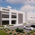 Greenwood Speculative Building Rendering