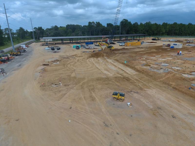 Orangeburg DPU (Under Construction)