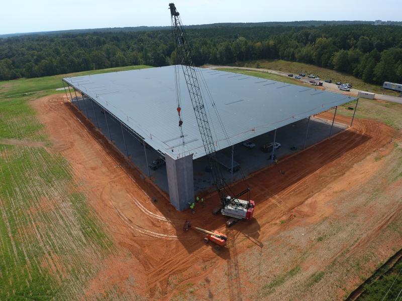 Greenwood Speculative Building